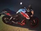 KTM 200 Duke 2013 - Мелкий :)