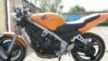 Honda CB-1 400 1990 - Апельсин