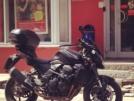 Kawasaki Z750 2012 - Черный хрюн