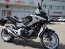 Honda NC750XA 2017 - Чёрненькай
