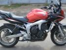 Yamaha FZ6-S S2 2009 - Рыжий