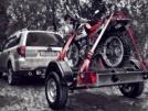 Honda XR250R 2000 - мотоцикл