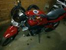 Kawasaki Xanthus ZR400D 1994 - Димка