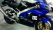 Kawasaki ZX-9R 2002 - Мотас