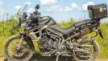 Triumph Tiger 800 XC 2016 - Скаут