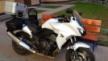 Honda CBF1000 2012 - Беленький