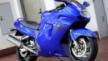Honda CBR1100XX Super Blackbird 1999 - Синяя птица