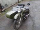 Урал М72 1952 - старик