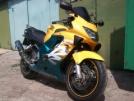 Honda CBR600F4 1999 - Желтый