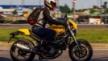 Ducati Monster 916 S4 2002 - четвёртый
