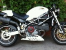 Ducati Monster 916 S4 2001 - барсук