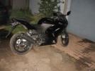 Kawasaki 250R Ninja 2011 - Кавик,Чёрный