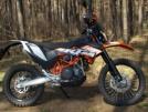 KTM 690 ENDURO R 2011 - Апельсин