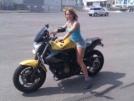 Yamaha XJ6 Diversion 2009 - Желтый