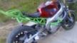 Honda CBR600F4i 2004 - Stunt Bike