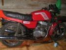 Jawa 350 typ 638-5 1988 - Явка