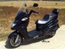 SYM Joyride EVO 2009 - раб. лошадка