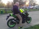 Kawasaki Z750R 2011 - ХАЛК