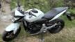 Honda CB600F Hornet 2012 - Белый