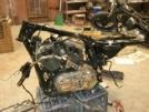 Harley-Davidson 1200 Sportster Custom 2005 - шпрот