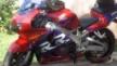 Honda CBR900RR Fireblade 1997 - фаер