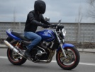 Honda CB400 Super Four 2003 - Сибуля