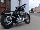Harley-Davidson 1200 Sportster Custom 2004 - BlackClassic
