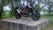 KTM 690 Duke 2012 - шмель