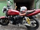 Yamaha XJR400 1998 - Пуська