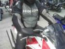 Honda CB1300 Super Four 2007 - redbull