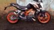 KTM 390 Duke 2013 - Дюк)