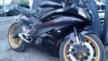 Yamaha YZF-R6 2006 - Черный вихрь