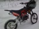 Irbis TTR125 2012 - ттрка
