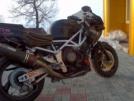 Yamaha TRX850 1995 - Мотоцикл
