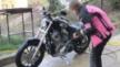 Harley-Davidson Sportster 883 2005 - Злодей