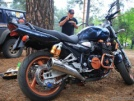 Yamaha XJR1300 2002 - хыжир