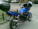 Honda CB400 Super Four 2001 - Хозяин клея