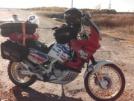 Honda XRV750 Africa Twin 1995 - Африканочка