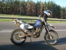 Suzuki Djebel 250XC 2001 - Конь