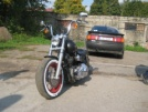 Harley-Davidson FXDB Dyna Street Bob 2009 - харлик
