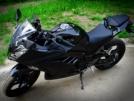 Kawasaki Ninja 300 2013 - Тёмный нидзя