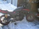 Yamaha XJR1200 1996 - мотоцикл