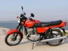 Jawa 350 typ 638 1989 - Наклейка