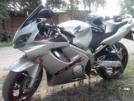 Honda CBR600F4i 2002 - Серебро
