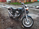 Honda VRX400 1996 - мотоцикл