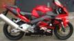 Honda CBR900RR Fireblade 2003 - фаер