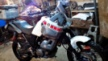 Yamaha XT660Z Tenere 2008 - Бензовозка