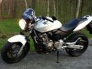 Honda CBF600 2005 - metal bird