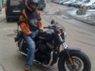Harley-Davidson XL 1200X Sportster Forty-Eight 2011 - Харли