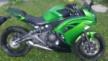 Kawasaki ER-6f 2012 - Козлик